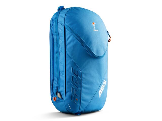 ABS P.RIDE Zip-On 18 - Mochila antiavalancha - azul